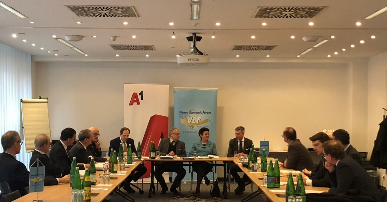 Vienna Economic Forum 2020